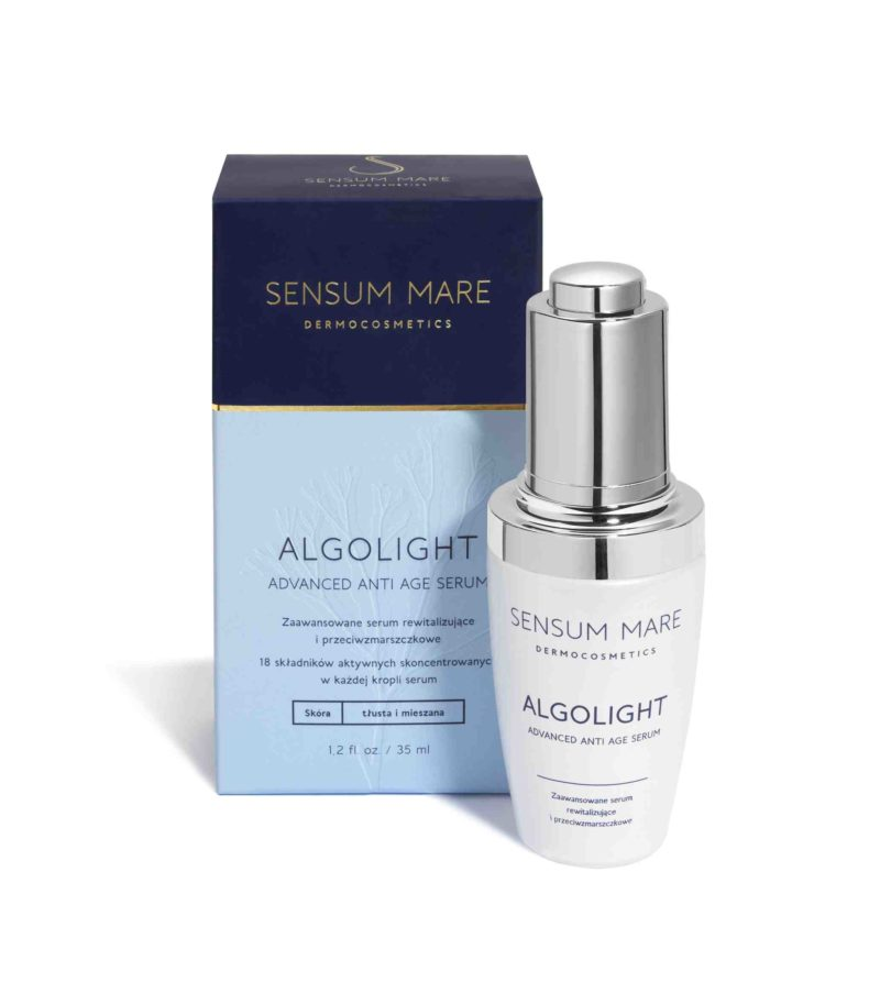 Serum ALGOLIGHT Sesnum Mare